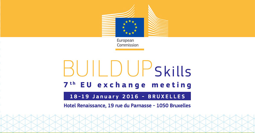 Build UP Skills 7th EU Exchange Meeting